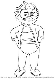 Small Picture Learn How to Draw Grandma from Sid the Science Kid Sid the