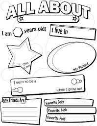 Small Picture Best 25 About me activities ideas on Pinterest Year 1 english