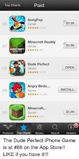 Paid Top Charts Song Pop 199 86 Games R 3355 Minecraft