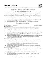 Resume Templates For Engineers Interesting Engineer Resume Template Resume Ideas Pro