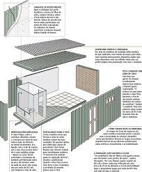 Container Office Design New Casa Montada Em Um Contêiner Pequena Mas Bem Organizada