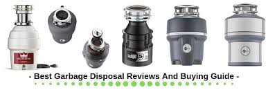 Garbage Disposal Comparison Chart 10 Best Garbage Disposal Reviewed Tested In 2019