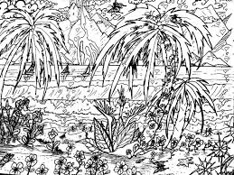 Small Picture Coloring Pages Beach Hello Kitty Sitting At The Beach Coloring