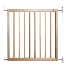 babydan no trip wooden safety baby stair gate  wall mounted cm