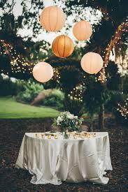Wedding table lighting Copper Fairy Light Wedding Reception Lighting Design With Paper Lantern And Stringlights Lights4fun 35 Stunning Wedding Lighting Ideas You Must See