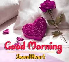good morning my sweetheart images photo