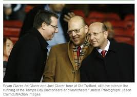 Manchester FC Glazes Back as Sons to steer United after Patriarch's death -  9jabook & Tweeterest Digital Network !