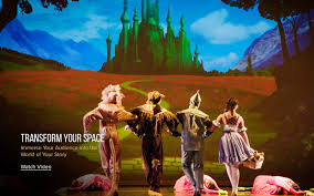 It was originally set to open november 6, 2020 and run through the holiday season. Theatre Avenue