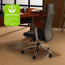 com cleartex ultimat chair mat clear polycarbonate for low um pile carpets up to 1 2 rectangular with lip 35 x 47 fc118923lr mouse