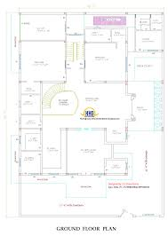 ground floor plan of indian home design 5100 sq ft 474 sq