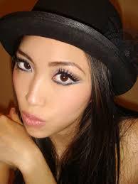 christina aguilera glitter eye makeup how to