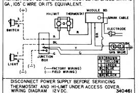rv furnace thermostat also atwood rv hot water heater wiring heater parts diagram on wiring diagram for suburban rv water heater