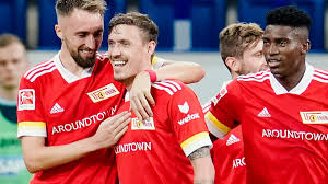 All information about union berlin (bundesliga) current squad with market values transfers rumours player stats fixtures news Fussball Bundesliga Wird Union Zu Berlins Nummer Eins Zdfheute