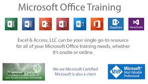 Microsoft Mvp Certification Microsoft Office 2019 Training Excel Consultant