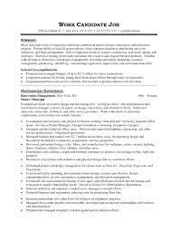 Interior Designer Resume Examples Interior Design Resume Examples Interior Design Resume Templates 4