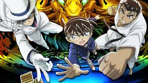 Watch Detective Conan: The Fist of Blue Sapphire (2019) Full Movie ...