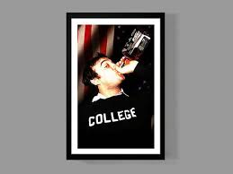 Animal House Quotes Stunning Animal House Poster Movie Print John Belushi College Etsy