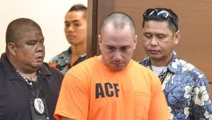 Dying Guam police officer called 911, says prosecutors