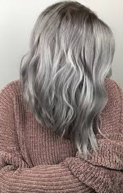 Silver Hair Dye How To Get