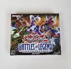 Battles Of Legend Light S Revenge 2018 Yu Gi Oh Battles Of Legend Lights Revenge 1st Editio