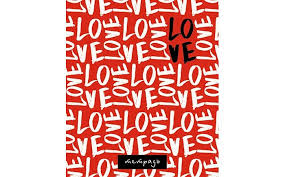 <b>Апплика Тетрадь Love</b> клетка А5 (48 листов) - Акушерство.Ru