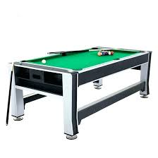 pool air hockey table game revolver 3