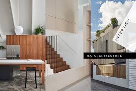Ha Architecture Design Interview Nick Harding Of Ha Architecture Yellowtrace