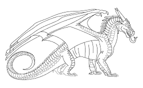 Small Picture Image Wings of fire nightwing base by windymoonstorm d7llcj0png