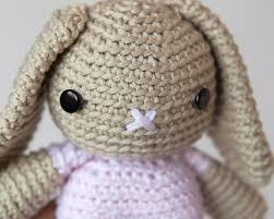 Free Crochet Bunny Pattern Awesome Free Crochet Bunny Pattern Leelee Knits