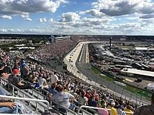 Dover Downs Seating Chart Dover International Speedway Wikipedia