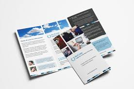 Brochure Trifold Template Free Free Corporate Trifold Brochure Template In Psd Ai Vector