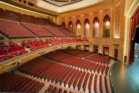 Peabody Opera House Kiel Paric Construction St Louis Mo