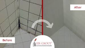 do you have mold and mildew in your shower see how a tile grout