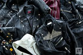 well your basic go to would be like a biker jacket or a perfecto you want to go with a style as classic as