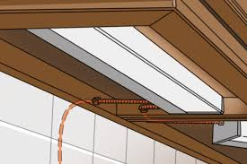 wiring under cabinet lighting. Installing Under-Cabinet Lighting | Builder Magazine How To, Lighting, Electrical Wiring Under Cabinet I