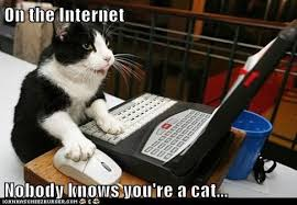 on the internet nobody knows you re a cat. Beautiful The Comment Picture On The Internet Nobody Knows You Re A Cat K