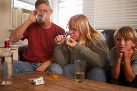 Parental approval of teens smoking pot