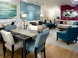 living room with office. Dining Room Office Combo At Living With