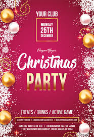 christmas event flyers templates christmas free flyer templates for photoshop by elegantflyer