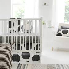 modern crib bedding  popsugar moms