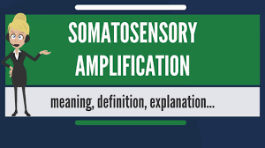 What is SOMATOSENSORY AMPLIFICATION? What does SOMATOSENSORY AMPLIFICATION  mean? - YouTube