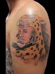 Tatuaggio Giaguaro Immagini E Significato