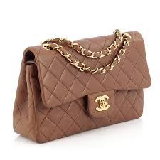 chanel vintage bag. chanel vintage classic double flap bag quilted lambskin medium 3