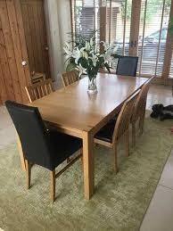john lewis monterey 6 8 seater oak dining table on john lewis dining room