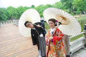 前撮り和装の奈良公園2019718 記念写真ならキキフォトワークス