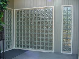 glass block conversion complete