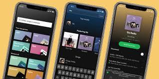 Spotifys Premium App Gets A Big Makeover Techcrunch
