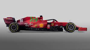 How much does the 2021 ferrari 488 gt modificata cost? First Look Ferrari Unveil Hotly Anticipated Sf21 F1 Car With Splash Of Green On Traditional Red Livery Formula 1