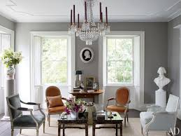 wall colors living room. 41 Exquisite Gray Rooms From The AD Archives. Living RoomsLiving Room Paint Wall Colors