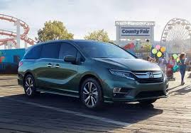 Choose From One Of Eight 2019 Honda Odyssey Colors